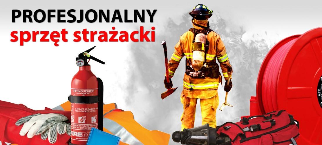 Sprzęt strażacki